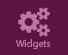 Widgets Responsive Adobe Muse CC