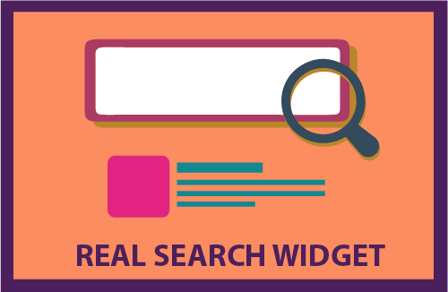 real-search-widget-web