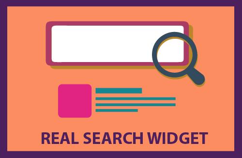 real-search-widget-web