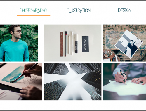 How to create a Portfolio in Adobe Muse