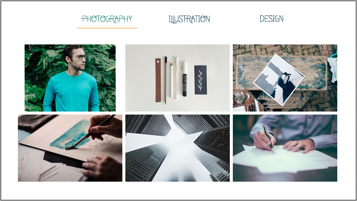 create-simple-portfolio-muse