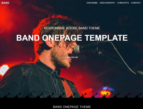 band-muse-template