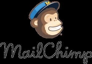 mailchimp muse widget