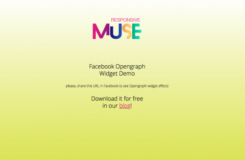 facebook-opengraph-muse-screenshot