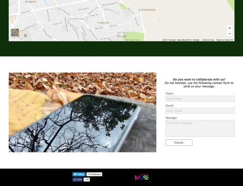 ecology-template-screenshot