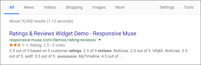 reviews-star-ratings-muse-widget-google