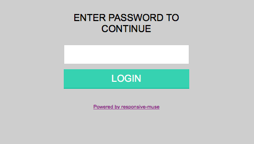 password-muse-widget