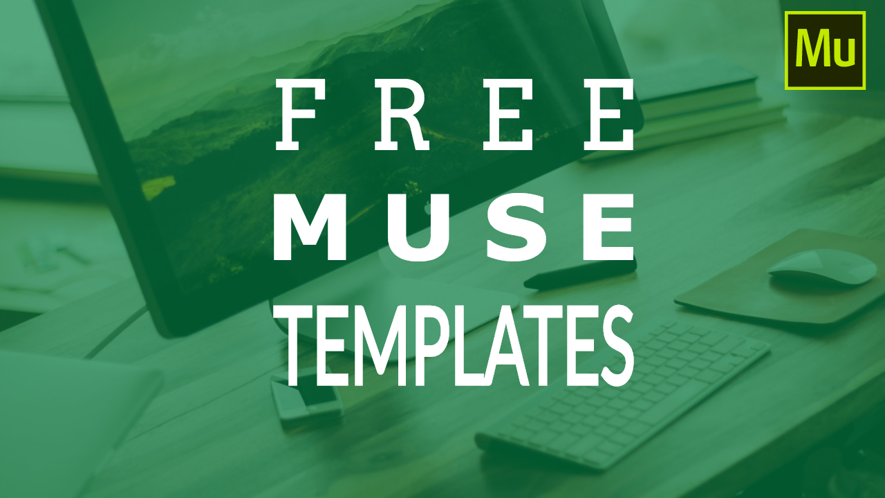 Where can i get free adobe muse templates responsive for Adobe muse templates free