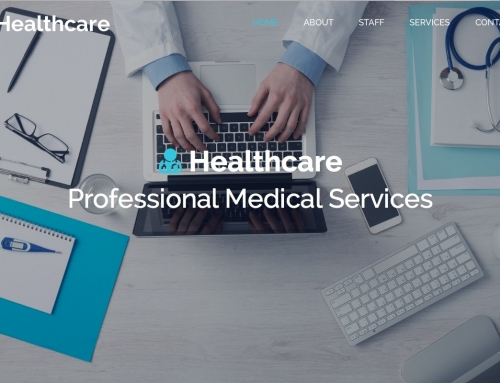 Check the features of our Healthcare theme