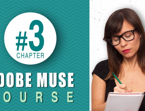 Add a responsive menu in Adobe Muse – Chapter 3