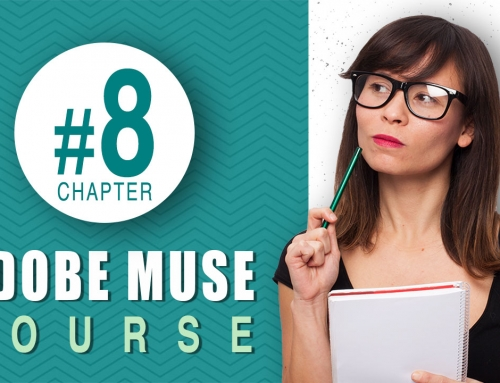 How to add and edit text in Muse – Chapter 8