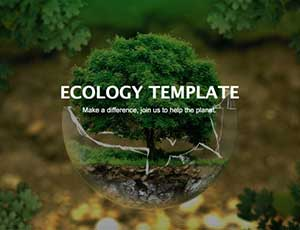 Free Muse Ecology Nature Template