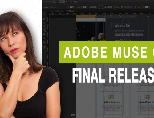 Adobe Muse CC final release – What's next