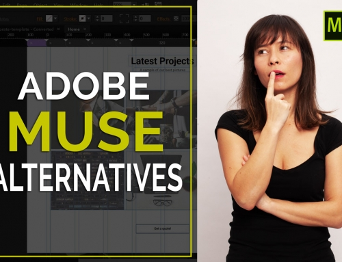 The best Adobe Muse Alternatives