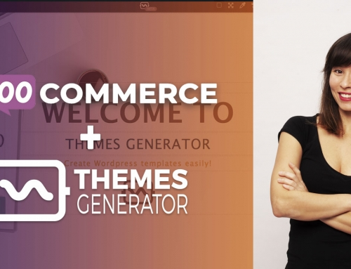 WooCommerce is now compatible with WordPress Themes Generator
