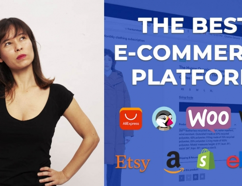 The best platforms to build an online shop: WooCommerce vs Prestashop vs Shopify vs Etsy vs Amazon vs eBay vs AliExpress vs Wix