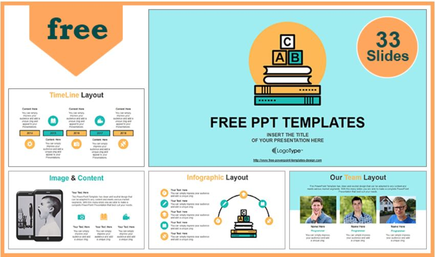 The best free powerful PowerPoint presentations to stand out