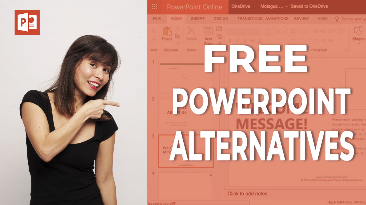 4 free alternatives to PowerPoint that you need to know - Responsive